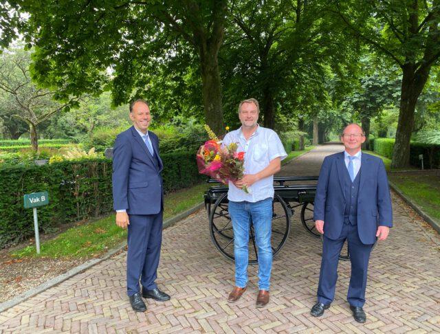 100ste Loopkoets in Nederland, Belgie, Duitsland